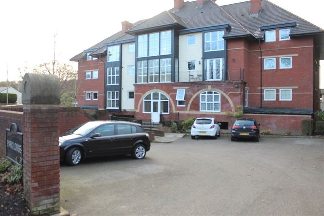 Thumbnail Flat to rent in Park Lodge, Beardwood