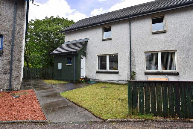 Thumbnail End terrace house for sale in Camanachd Crescent, An Aird, Fort William