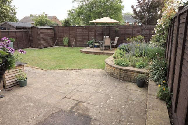 Thumbnail Semi-detached house for sale in Stockerston Crescent, Uppingham, Oakham