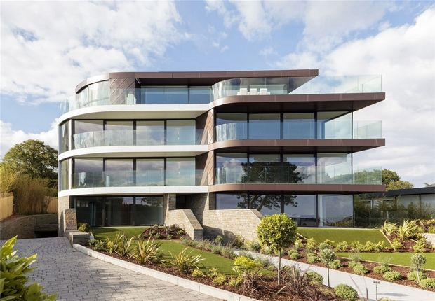 Thumbnail Flat for sale in One Shore Road, Sandbanks, Poole, Dorset