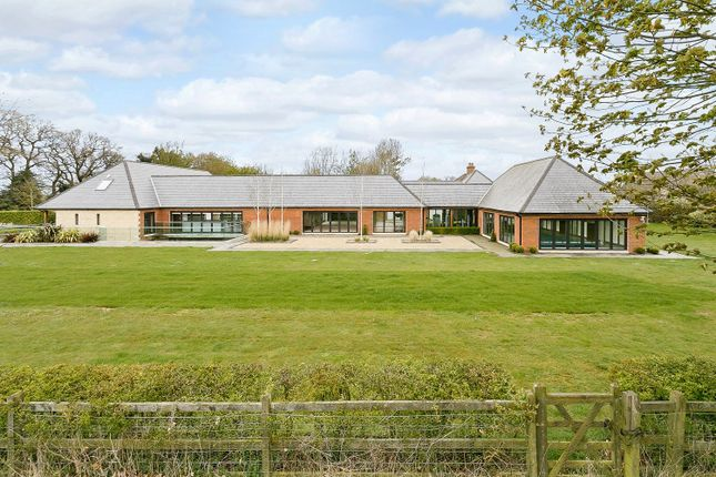 Thumbnail Detached house to rent in Home Farm Close, Burley, Oakham, Rutland