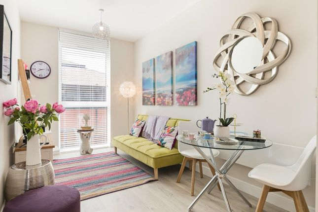 Thumbnail 1 bed flat for sale in Atmosphere Apartments, Clivemont Road