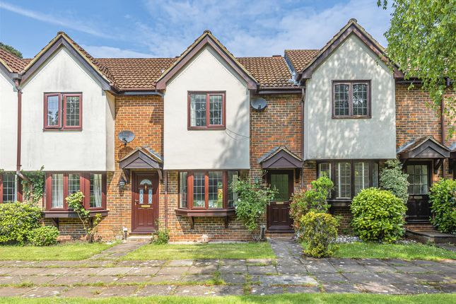 Thumbnail Terraced house for sale in Thorne Close, Crowthorne, Berkshire