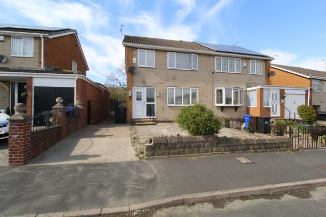 3 bed semi-detached house for sale in Hannah Road, Woodhouse, Sheffield S13