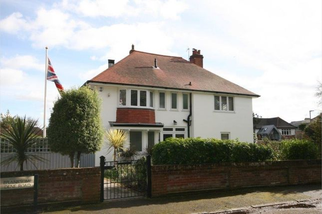 Thumbnail Detached house for sale in Branksome Dene Road, Westbourne, Bournemouth