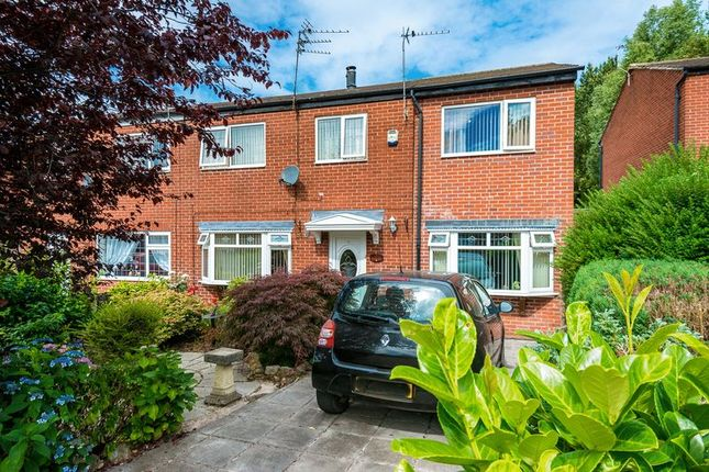 Thumbnail Semi-detached house for sale in Cullen Close, Ince, Wigan