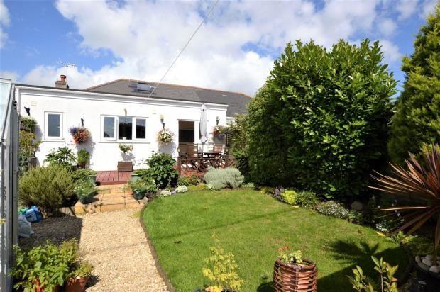 Thumbnail Semi-detached bungalow for sale in Callington Road, Saltash, Cornwall