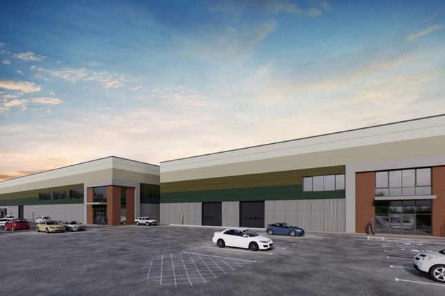 Thumbnail Industrial to let in Unit 2, Connect, Cole Green Lane, Welwyn Garden City