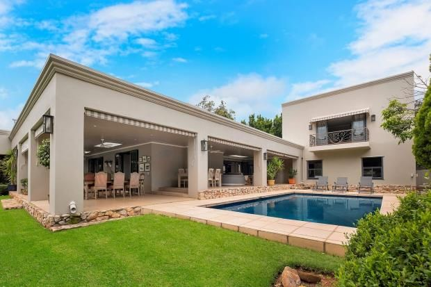 Thumbnail Property for sale in Bristol Road, Saxonwold, Johannesburg
