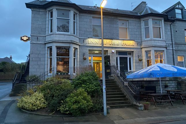 Thumbnail Hotel/guest house for sale in Aberdeen, Aberdeenshire