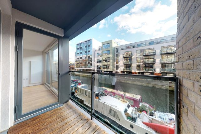 Thumbnail Flat for sale in Reliance Wharf, Hertford Road, London