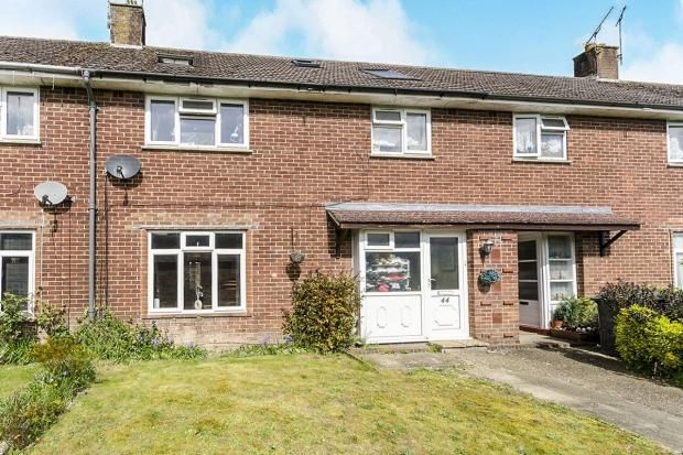 Thumbnail Terraced house to rent in Fromond Road, Weeke, Winchester