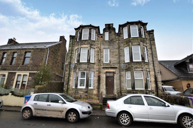 Thumbnail Flat for sale in 34c Gateside Street, West Kilbride