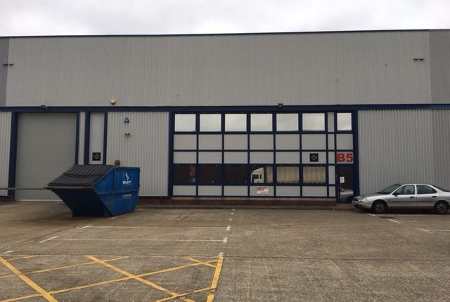 Thumbnail Industrial to let in Worton Grange, Reading