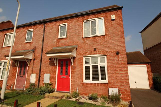 Thumbnail Semi-detached house for sale in Symonds Drive, Sittingbourne