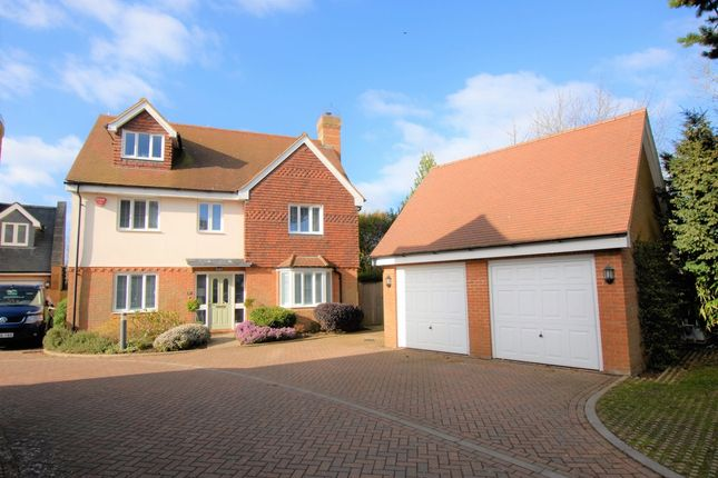 Thumbnail Detached house for sale in Tanners Close, Saltwood