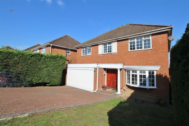 Thumbnail Detached house for sale in Nicholas Road, Elstree, Borehamwood