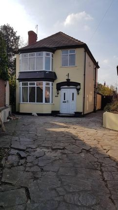 Thumbnail Detached house for sale in Manor Drive, Doncaster