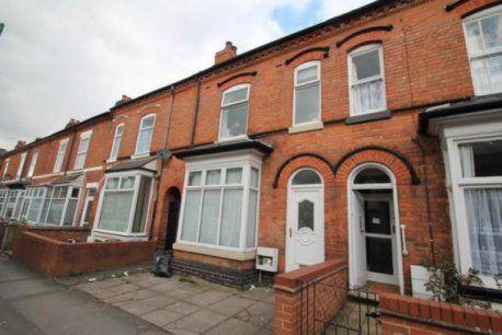 Thumbnail Flat to rent in Addison Road, Kings Heath, Birmingham