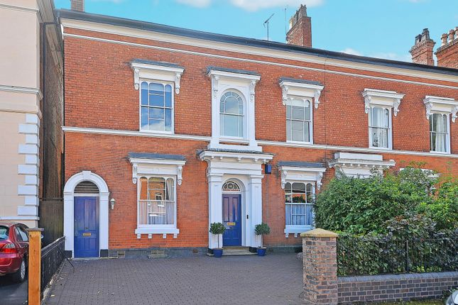 Semi-detached house for sale in Yew Tree Road, Edgbaston, Birmingham