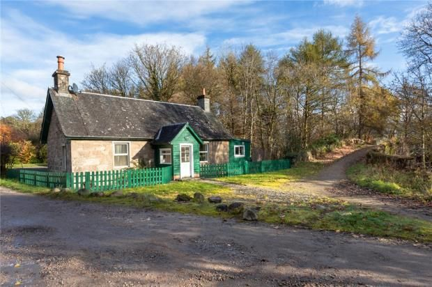Thumbnail Detached house for sale in Inveraray