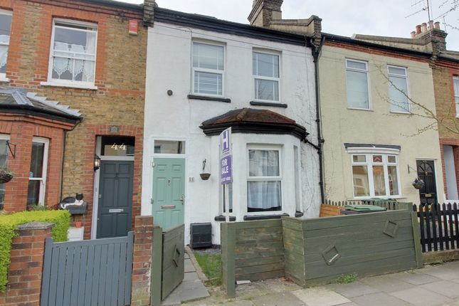 Thumbnail Terraced house for sale in Burlington Road, Enfield