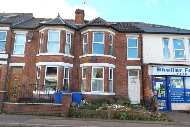 Front Elevation of St. Thomas Road, Pear Tree, Derby DE23
