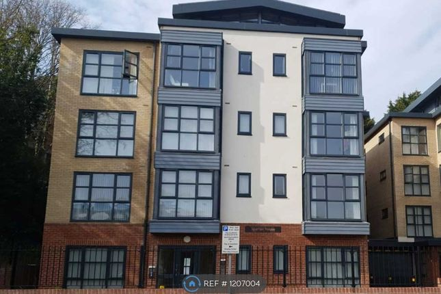 Thumbnail Studio to rent in Marne Court, Bournemouth