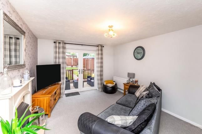 Lounge of Conwy Close, Walsall, West Midlands WS2