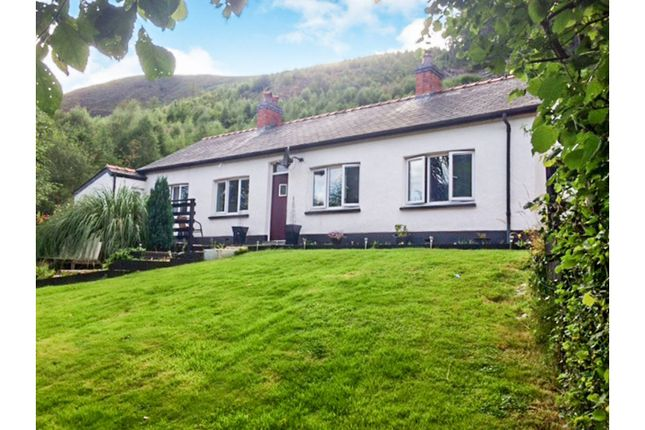Thumbnail Detached bungalow for sale in Dinas Mawddwy, Machynlleth