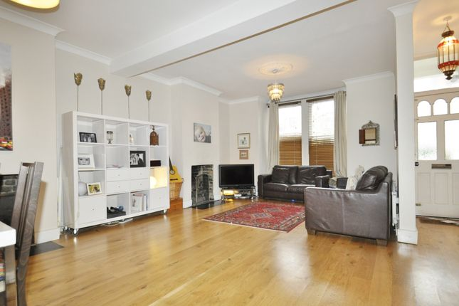 Thumbnail End terrace house to rent in Fletcher Road, Chiswick