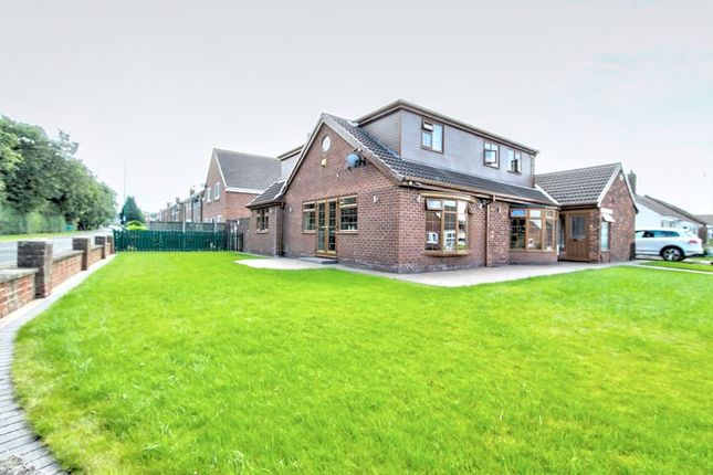 4 bed detached bungalow for sale in Meadowcroft Road, Normanby TS6