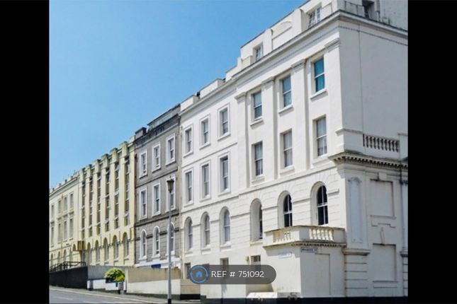 Exterior of Lockyer Street, Plymouth, Devon, United Kingdom PL1