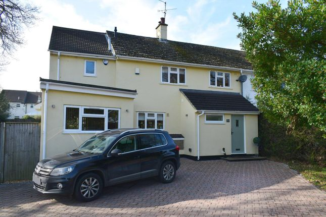 Thumbnail Property for sale in Valley Road, Newbury