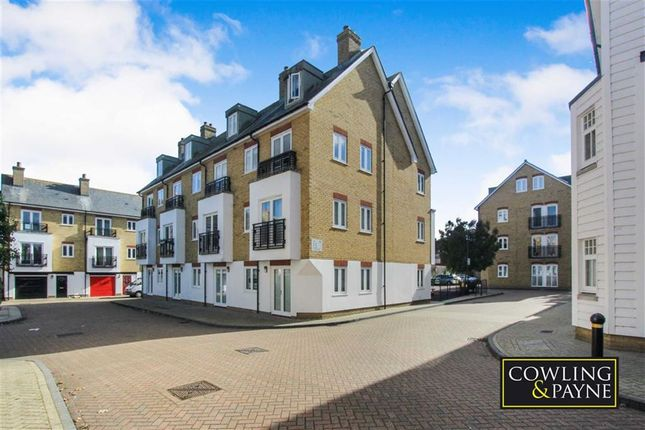 Thumbnail Flat for sale in Quest Place, Maldon, Essex
