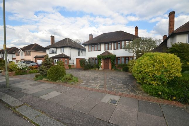 Thumbnail Detached house to rent in Elmgate Gardens, Edgware