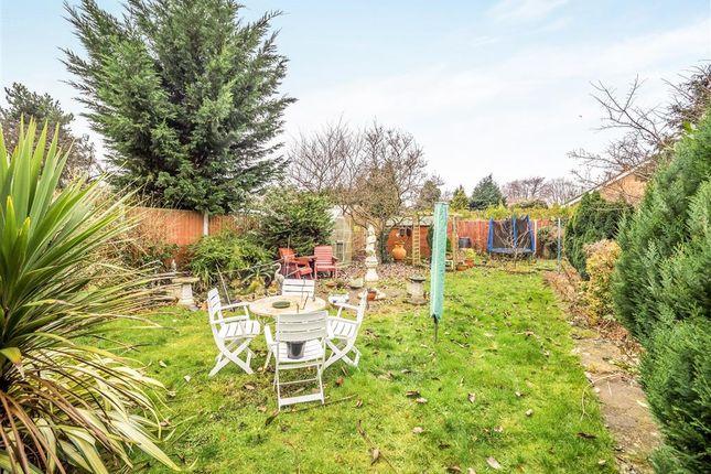Thumbnail Detached bungalow for sale in Meadow Rise Avenue, Norwich