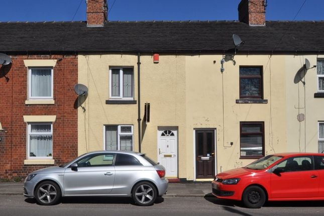 Thumbnail Terraced house for sale in Church Street, Silverdale