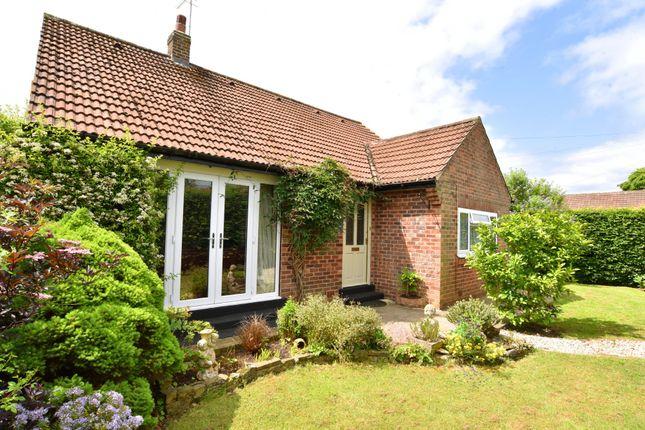 Thumbnail Detached bungalow for sale in Scotton Drive, Knaresborough, Harrogate