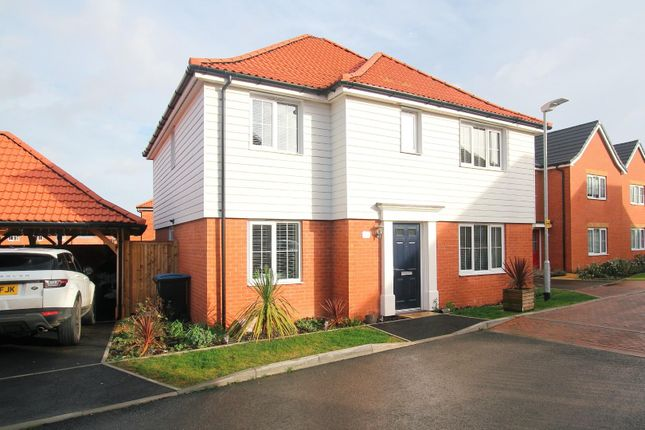 Thumbnail 5 bedroom detached house for sale in Cordale Road, Aylesham, Canterbury