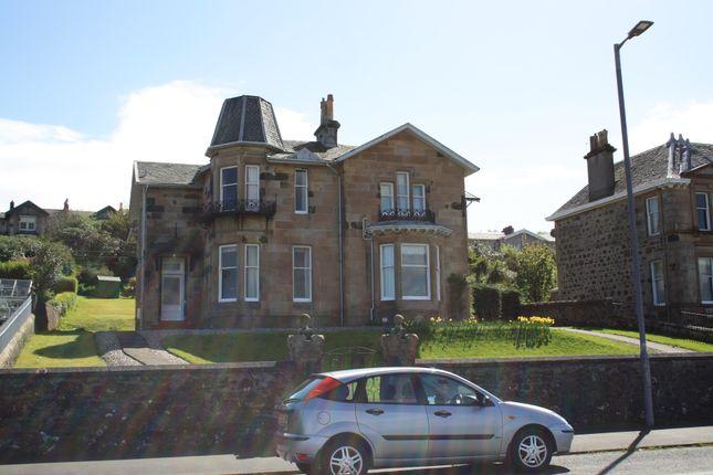Thumbnail Semi-detached house for sale in 8 Royal Terrace, 52 Mountstuart Road, Rothesay, Isle Of Bute