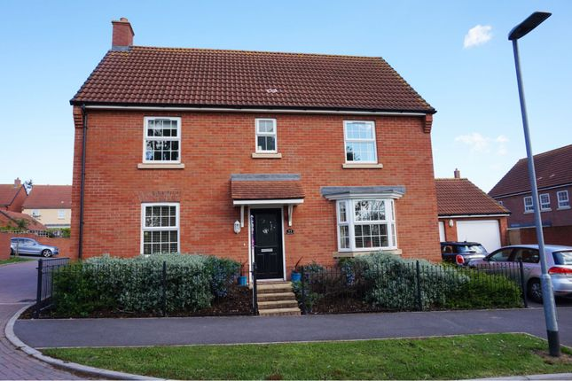 Thumbnail Detached house for sale in Sellicks Road, Taunton