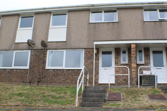 Thumbnail Terraced house to rent in Hillcrest Close, Plympton, Plymouth