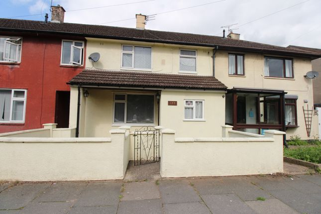 Thumbnail Terraced house for sale in New Parks Boulevard, Leicester, Leicestershire