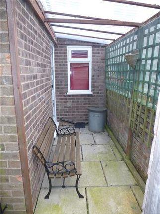 Garden of Seagate Terrace, Long Sutton, Spalding PE12