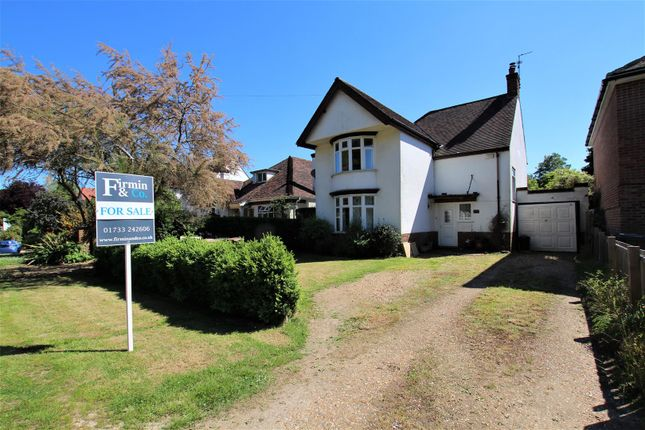 3 bed detached house for sale in Linkside, Bretton, Peterborough PE3