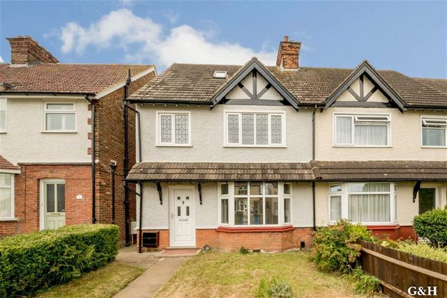 Thumbnail Semi-detached house for sale in Hythe Road, Ashford, Kent