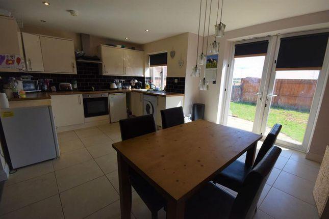 Dining Kitchen of Whitton Court, Thornley, Durham DH6