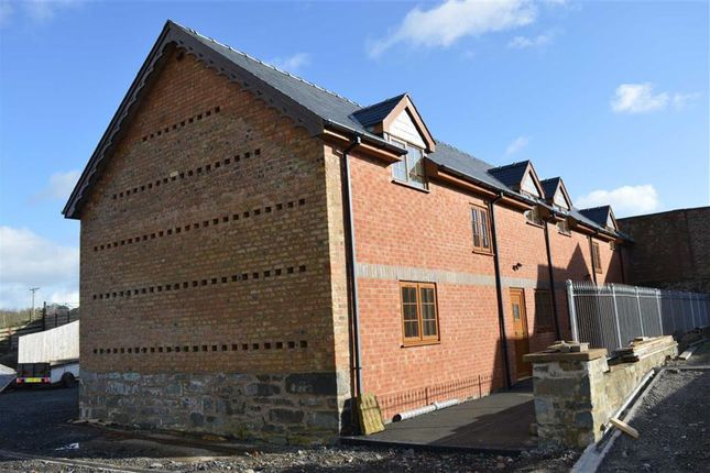 Thumbnail Semi-detached house to rent in Hirnant, Llanidloes Road, Llanidloes Road, Newtown, Powys