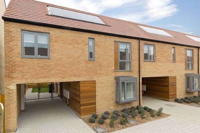 Thumbnail Terraced house to rent in Charger Road, Trumpington, Cambridge